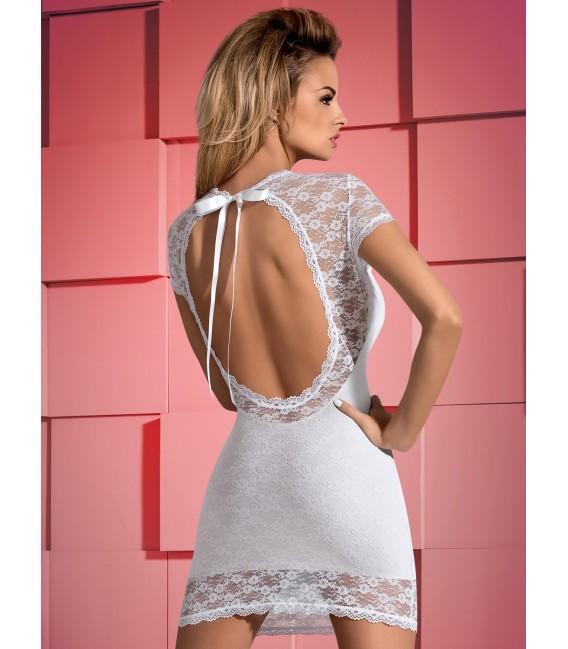 Minikleid Dressita weiß Bild 2