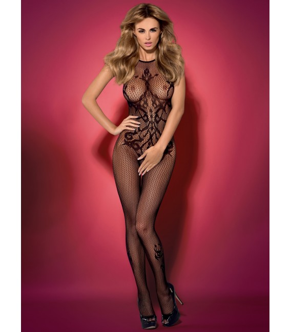 Bodystocking G308 schwarz