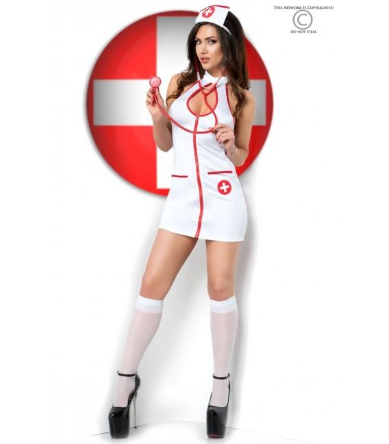 Sexy Nurse Set CR3854 Bild 2 Großbild