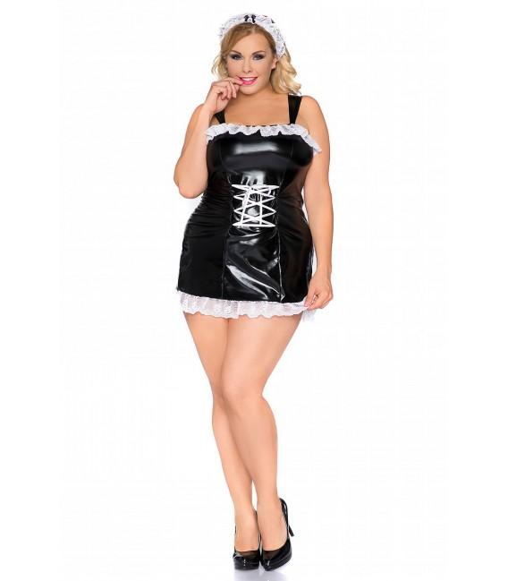 Hausmädchen-Kostüm SB/1012 Bild 3