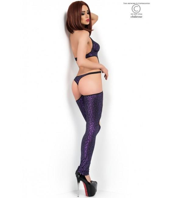 Body CR3866 violett Bild 2 Großbild