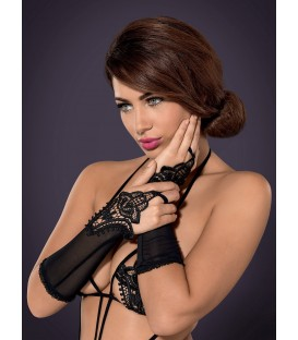 Luiza Handschuhe schwarz