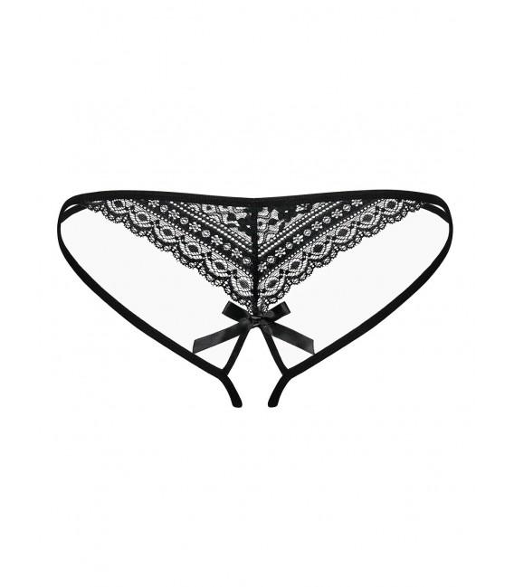 Picantina Crotchless Thong Bild 6 Großbild