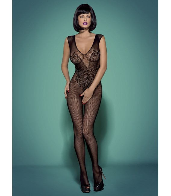 Bodystocking N112 schwarz