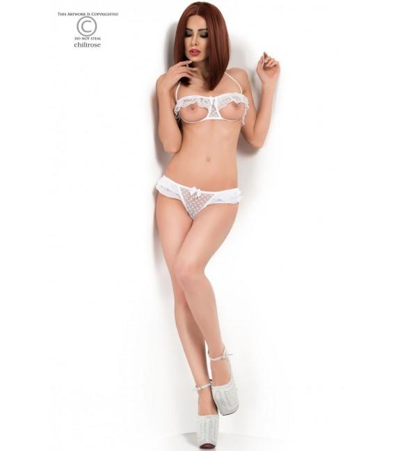 Sexy Set CR3991 weiß Bild 3