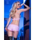 Top + Shorts CR4017 pink Bild 2