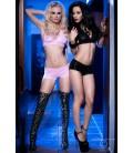 Top + Shorts CR4017 pink Bild 6