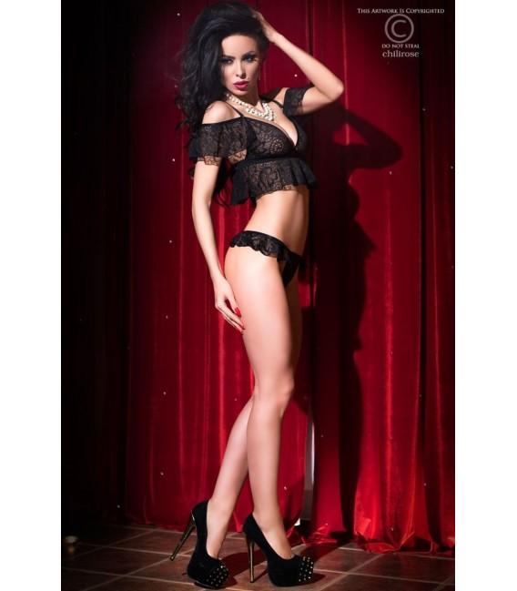 Sexy Set CR4045 schwarz Bild 4 Großbild