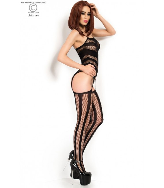 Bodystocking CR4050 schwarz