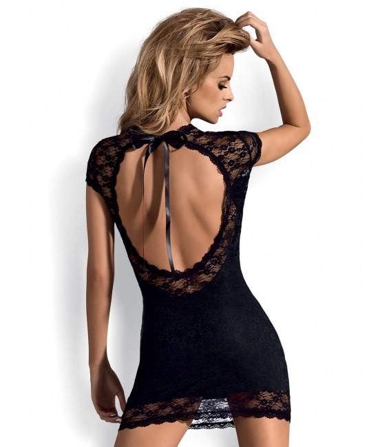 Minikleid Dressita schwarz Bild 4