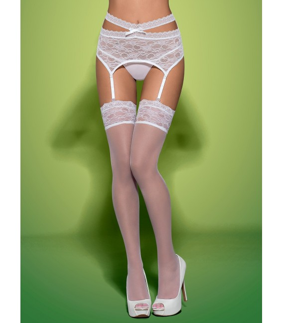 Swanita Stockings weiß