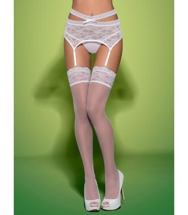 Swanita Stockings weiß