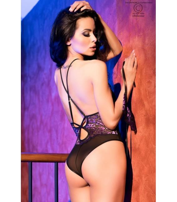 Body CR4075 schwarz/violett Bild 2