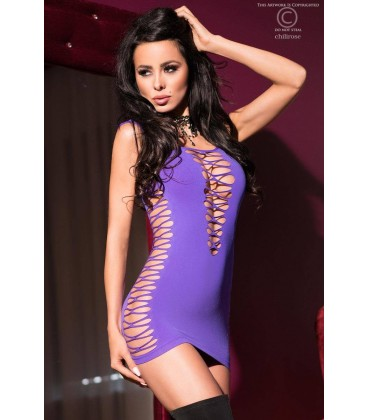 Minikleid CR4096 violett