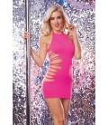 Dress DR10184 pink