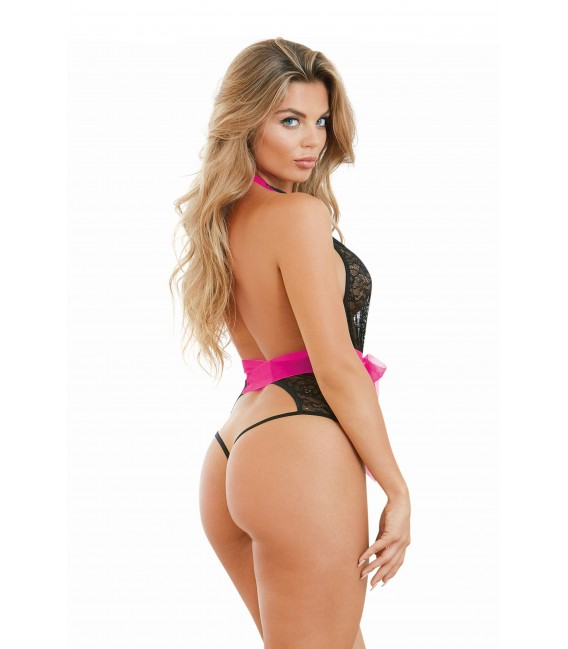 Body DR10596 black/pink Bild 4