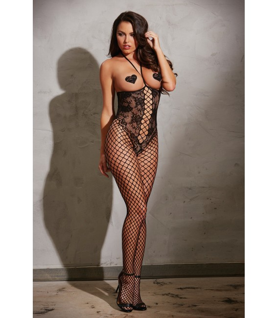 Bodystocking DR0268 black