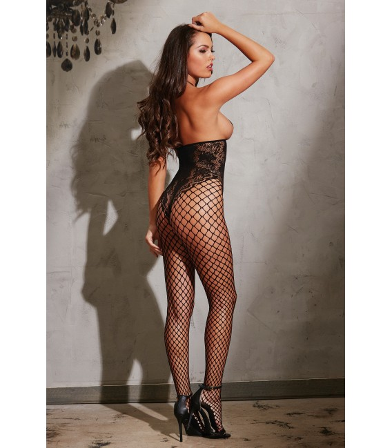 Bodystocking DR0268 black Bild 2