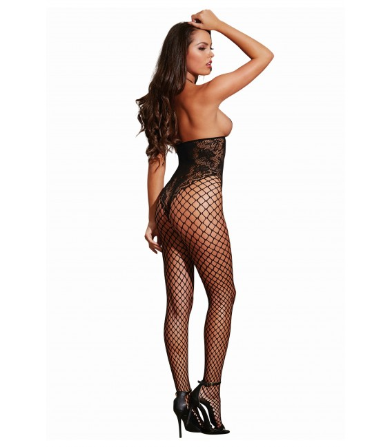 Bodystocking DR0268 black Bild 4