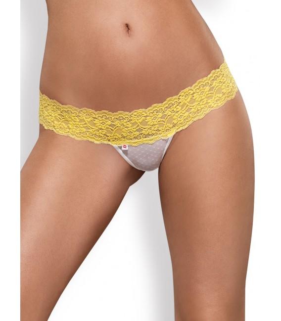 Lacea Shorties & String Duopack gelb Bild 2