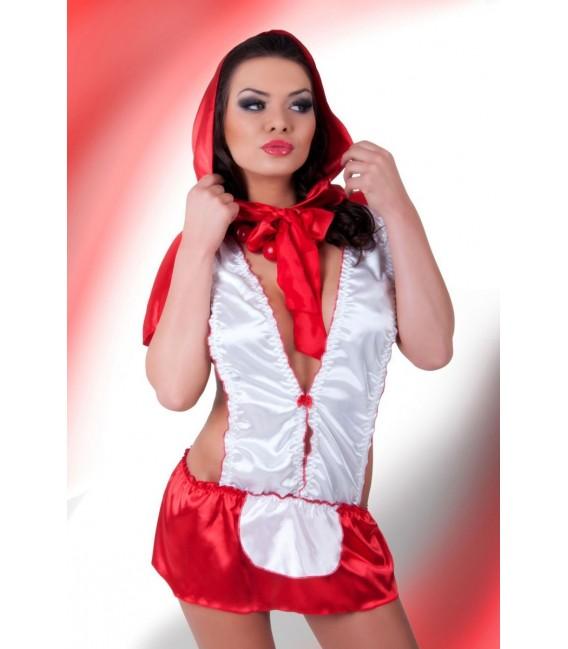 Outfit Rotkäpchen Jeanette Großbild