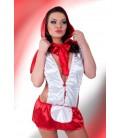 Outfit Rotkäpchen Jeanette