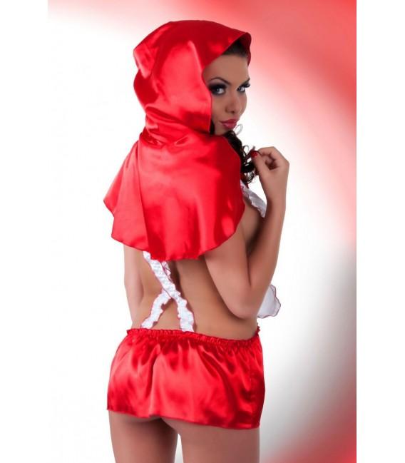 Outfit Rotkäpchen Jeanette Bild 2 Großbild