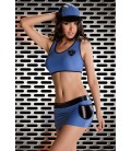 Polizei Outfit Police Woman