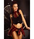 Schulmädchen Outfit Britney von Lolitta Dessous, Kostüm
