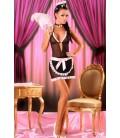 erotisches Dienstmädchen-Outfit Francesca von Lolitta Kostüm