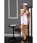 Krankenschwester Outfit M/1047 Sensuale Nurse von Andalea Dessous