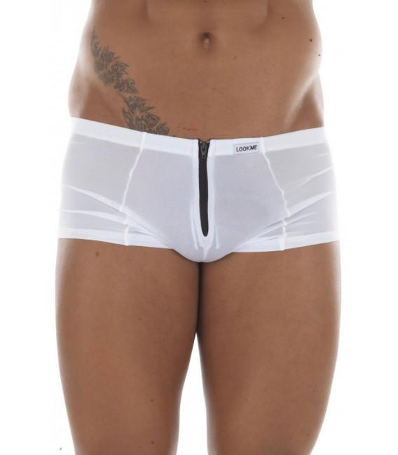 weißer Herren Minipant Wiz von Look Me Großbild