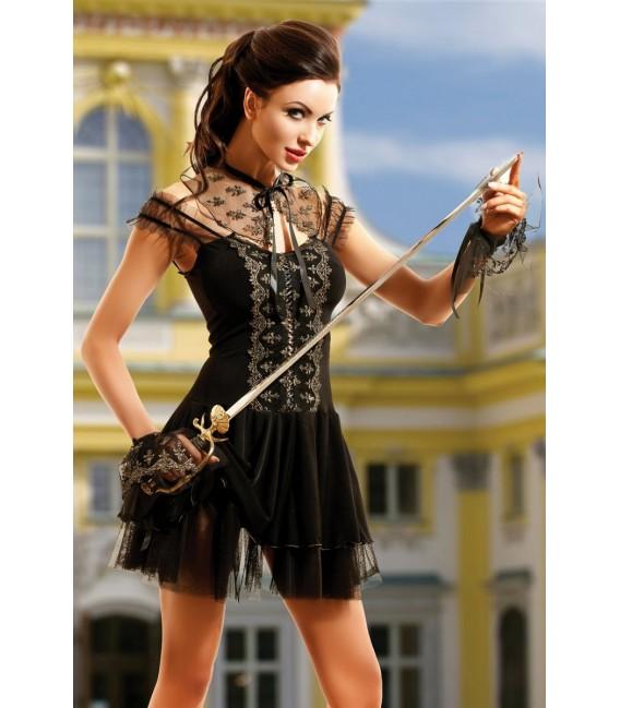 3teiliges Outfit Milady von Hamana Dessous Großbild