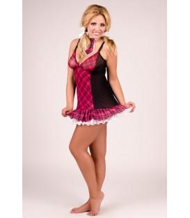 Schulmädchen Outfit M/1046 von Andalea Dessous