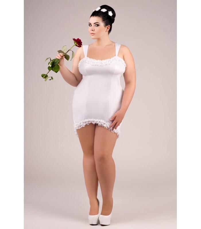 Von Andalea E2021 Dessous Fashionmoon Kleid Weißes AL5Rj34