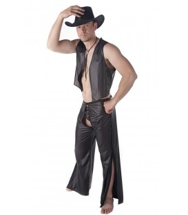 3-teiliges Cowboy-Set SW/107 Andalea Sexy Work Kollektion