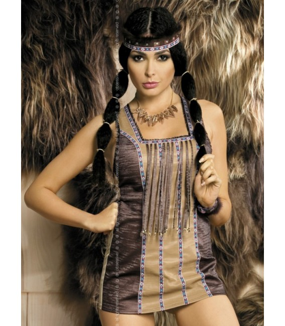 Rollenspielkostüm OB-Pocahontas