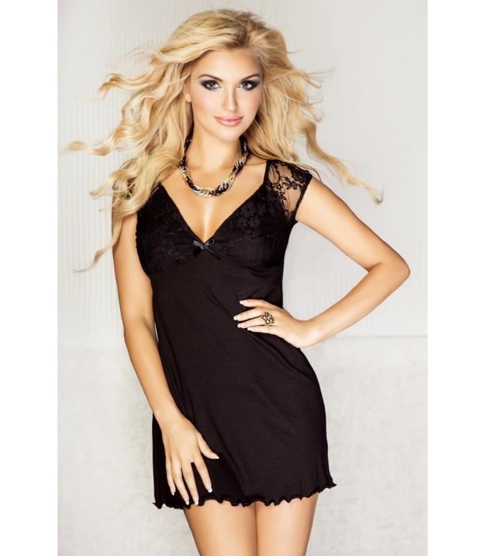 uk availability f1f3a 5ec39 schwarzes Nachtkleid Persia von Kalimo