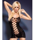 OB- D300 dress Schwarz