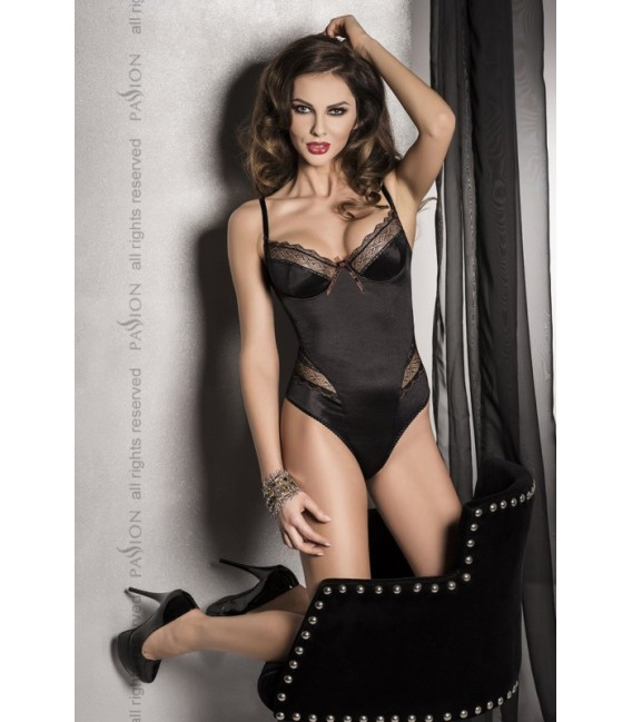 PE Evane body Schwarz Teddy