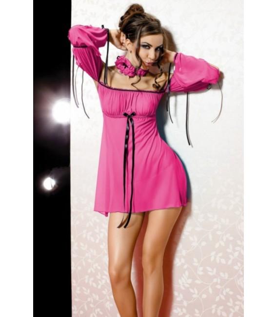 Großbild Minikleid AN Xenia Set pink - Bild 1