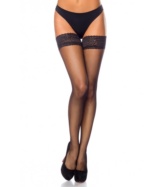 Netz-Stockings
