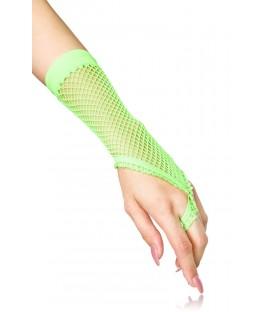 Netzhandstulpen kurz grün - AT10384