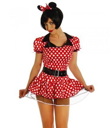 Minnie Mouse-Kostüm - AT11250