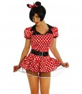 Minnie Mouse-Kostüm - AT11250
