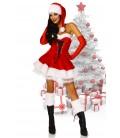 Weihnachts-Petticoatkleid - AT11702 Bild 2