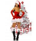 Weihnachts-Petticoatkleid - AT11702