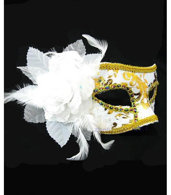 Maske im Venezia-Style Bild 2