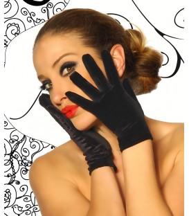 Samt-Handschuhe kurz - AT11785