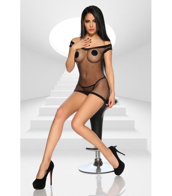 Sexy Neglige schwarz Bild 2